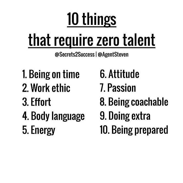 picture about 10 Things That Require Zero Talent Printable titled graphic014 - IILM Lucknow Website
